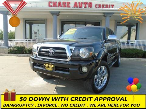2007 Toyota Tacoma for sale at Chase Auto Credit in Oklahoma City OK