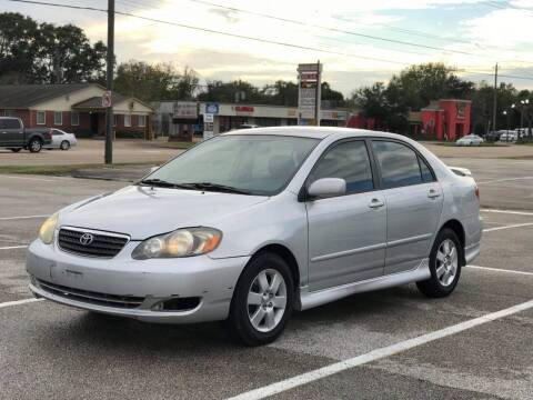 2006 Toyota Corolla for sale at Loco Motors in La Porte TX