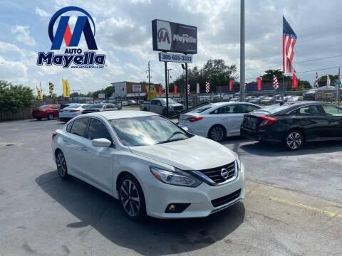 2017 Nissan Altima for sale at Auto Mayella in Miami FL
