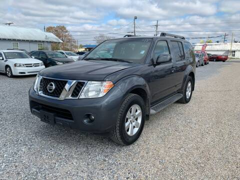2012 Nissan Pathfinder for sale at Bayou Motors Inc in Houma LA