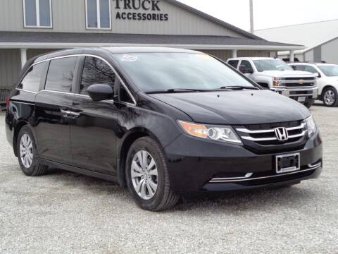 2016 Honda Odyssey for sale at Burkholder Truck Sales LLC (Edina) in Edina MO
