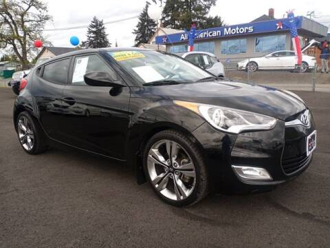 2012 Hyundai Veloster for sale at All American Motors in Tacoma WA