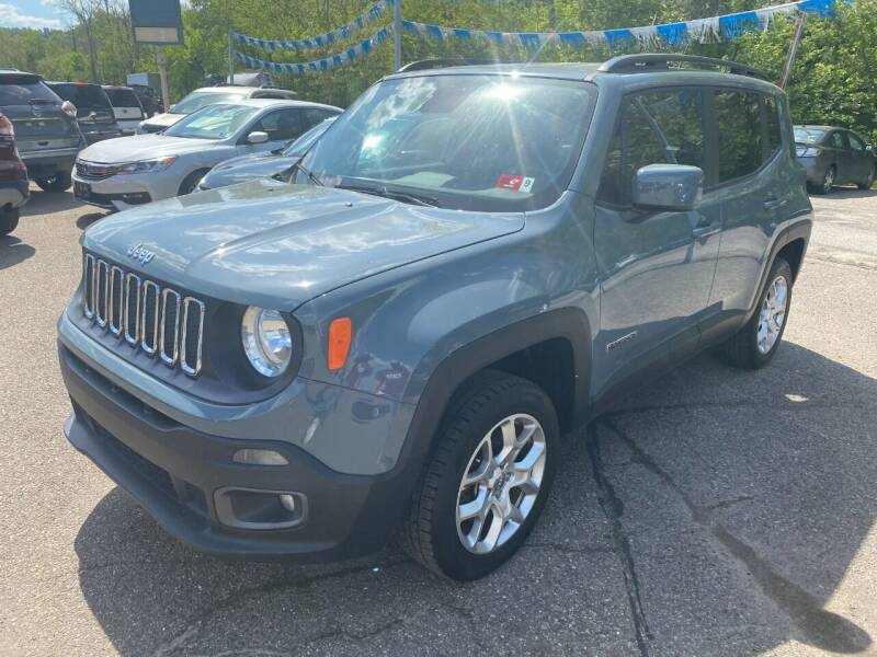 2017 Jeep Renegade for sale at Matt Jones Preowned Auto in Wheeling WV