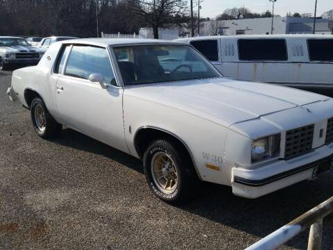 1979 Oldsmobile 442 for sale at Black Tie Classics in Stratford NJ