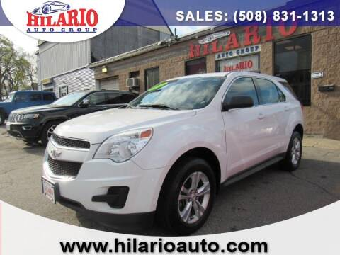 2014 Chevrolet Equinox for sale at Hilario's Auto Sales in Worcester MA