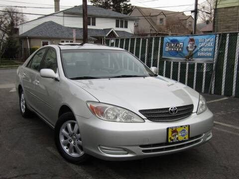 2002 Toyota Camry for sale at The Auto Network in Lodi NJ