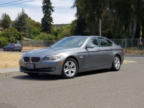 2011 BMW 5 Series for sale at Gateway Motors in Hayward CA