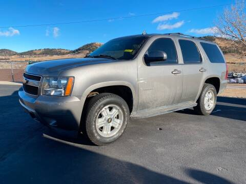 2007 Chevrolet Tahoe for sale at Big Deal Auto Sales in Rapid City SD