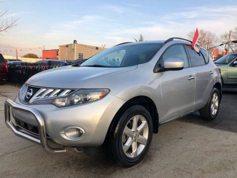 2010 Nissan Murano for sale at Crestwood Auto Center in Richmond VA