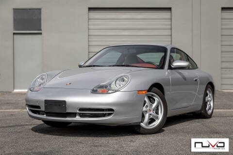 2001 Porsche 911 for sale at Nuvo Trade in Newport Beach CA