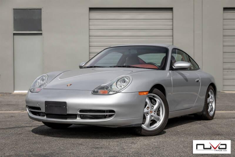 2001 Porsche 911 for sale at Nuvo Trade in Newport Beach CA