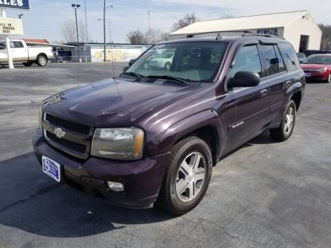 2008 Chevrolet TrailBlazer for sale at Larry Schaaf Auto Sales in Saint Marys OH