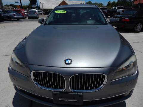 2009 BMW 7 Series for sale at Auto Outlet of Sarasota in Sarasota FL