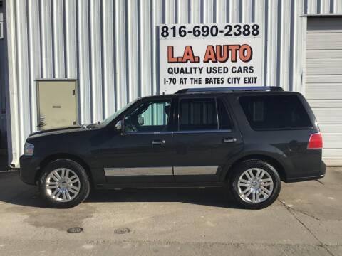 2007 Lincoln Navigator for sale at LA AUTO in Bates City MO