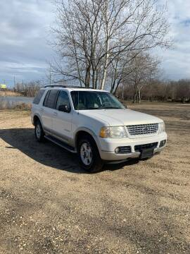 2002 Ford Explorer for sale at Ace's Auto Sales in Westville NJ