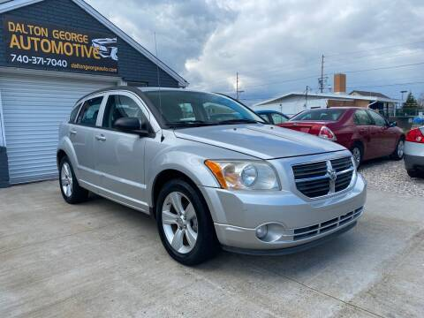 2011 Dodge Caliber for sale at Dalton George Automotive in Marietta OH