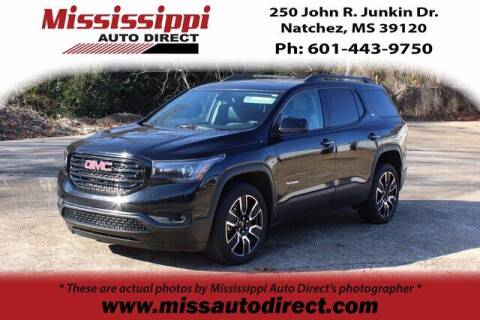 2019 GMC Acadia for sale at Auto Group South - Mississippi Auto Direct in Natchez MS