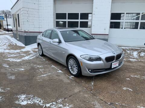 2013 BMW 5 Series for sale at AUTOSPORT in La Crosse WI