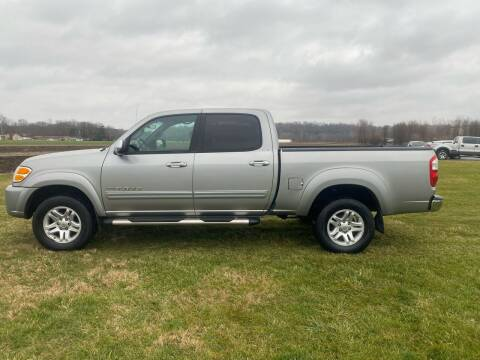 2004 Toyota Tundra for sale at Wendell Greene Motors Inc in Hamilton OH