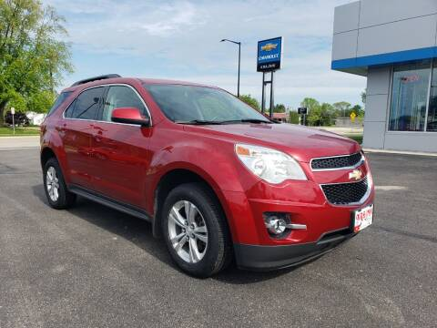 2013 Chevrolet Equinox for sale at Krajnik Chevrolet inc in Two Rivers WI