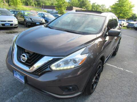 2017 Nissan Murano for sale at Balic Autos Inc in Lanham MD