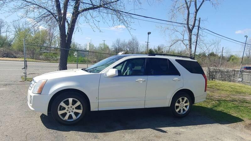 2008 Cadillac SRX for sale at Superior Motors in Mount Morris MI