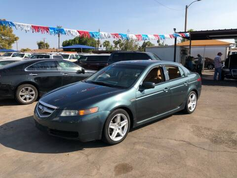 2004 Acura TL for sale at Valley Auto Center in Phoenix AZ