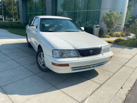 1997 Toyota Avalon for sale at Top Motors in San Jose CA