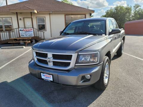 2011 RAM Dakota for sale at Mid Valley Motors in La Feria TX
