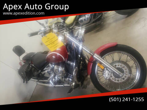 2000 Yamaha Xvs650l for sale at Apex Auto Group in Cabot AR