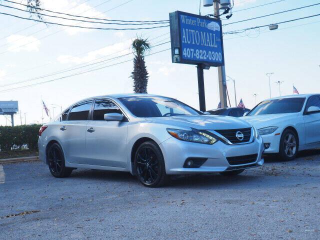 2016 Nissan Altima for sale at Winter Park Auto Mall in Orlando FL