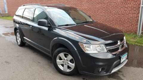 2012 Dodge Journey for sale at Minnesota Auto Sales in Golden Valley MN
