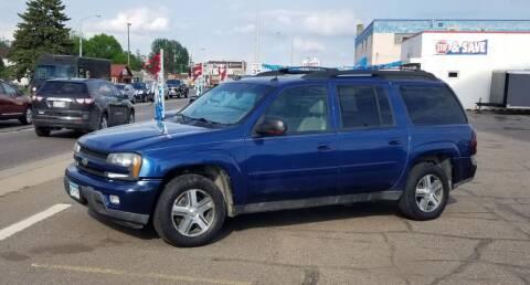 2005 Chevrolet TrailBlazer EXT for sale at Tower Motors in Brainerd MN