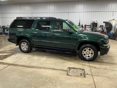 2004 Chevrolet Suburban for sale at Southwest Sales and Service in Redwood Falls MN