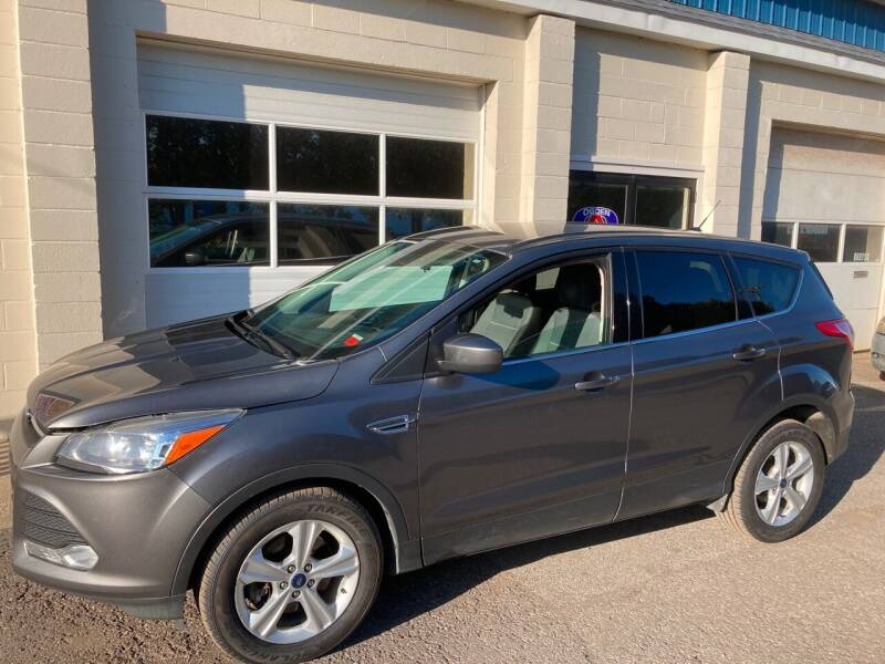 2014 Ford Escape for sale at Ogden Auto Sales LLC in Spencerport NY