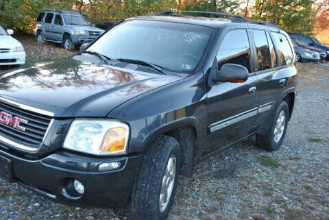 2003 GMC Envoy for sale at Branch Avenue Auto Auction in Clinton MD