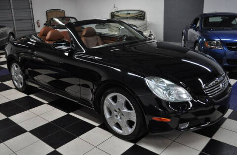 2004 Lexus SC 430 for sale at Podium Auto Sales Inc in Pompano Beach FL