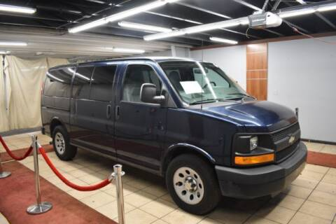 2012 Chevrolet Express Passenger for sale at Adams Auto Group Inc. in Charlotte NC