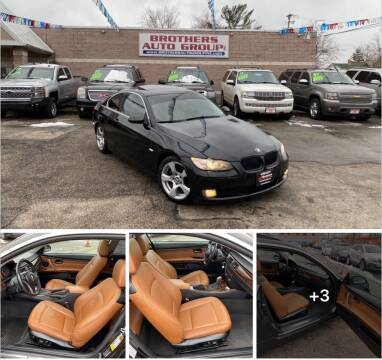 2008 BMW 3 Series for sale at Brothers Auto Group in Youngstown OH