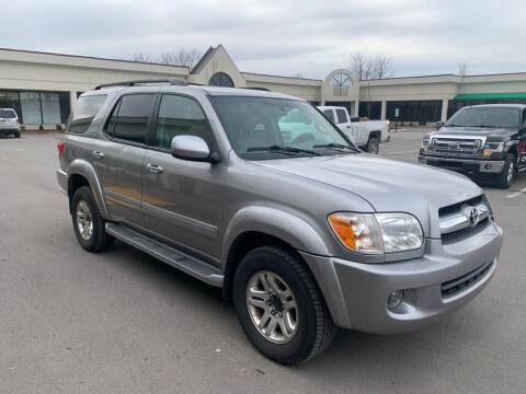 2006 Toyota Sequoia for sale at Aman Auto Mart in Murfreesboro TN