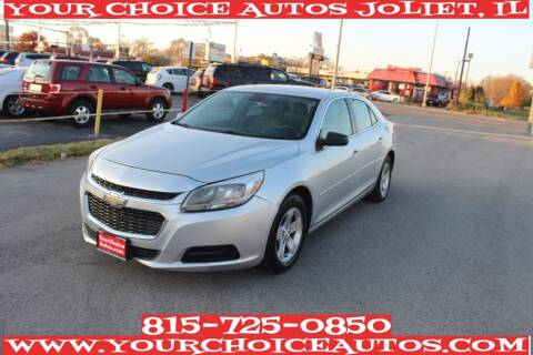 2016 Chevrolet Malibu Limited for sale at Your Choice Autos - Joliet in Joliet IL