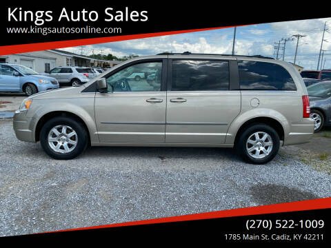 2009 Chrysler Town and Country for sale at Kings Auto Sales in Cadiz KY