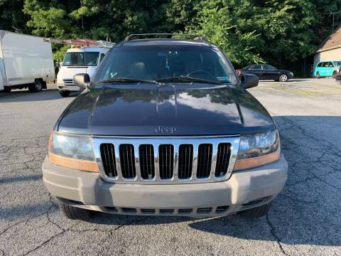 2001 Jeep Grand Cherokee for sale at YASSE'S AUTO SALES in Steelton PA