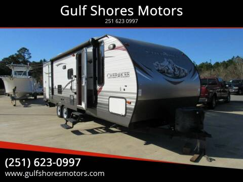 2014 Cheroke 274 DBH for sale at Gulf Shores Motors in Gulf Shores AL
