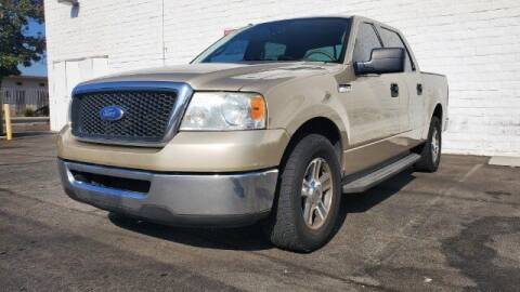 2008 Ford F-150 for sale at ADVANTAGE AUTO SALES INC in Bell CA