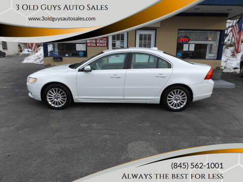 2008 Volvo S80 for sale at 3 Old Guys Auto Sales in Newburgh NY