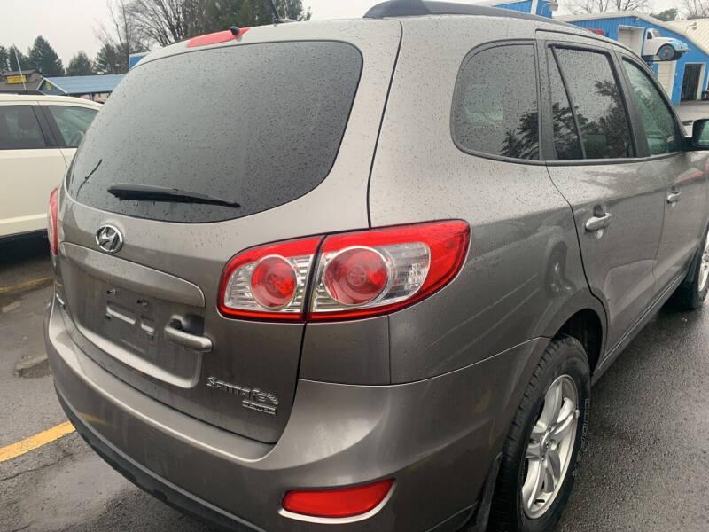 2011 Hyundai Santa Fe AWD GLS 4dr SUV (V6) - Windber PA