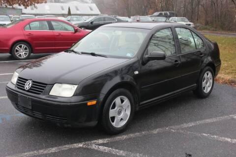 2001 Volkswagen Jetta for sale at Auto Bahn Motors in Winchester VA