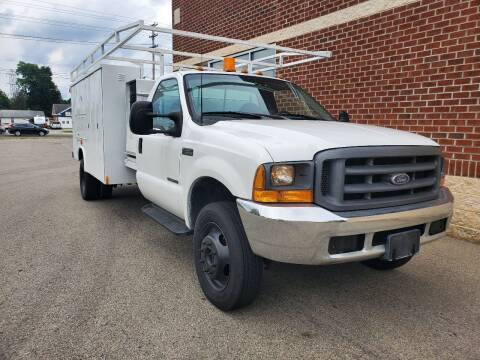 1999 Ford F-550 Super Duty for sale at Auto Pros in Youngstown OH