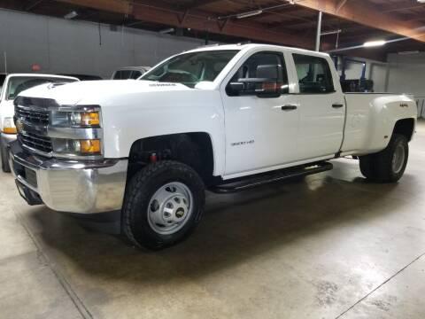 2018 Chevrolet Silverado 3500HD for sale at 916 Auto Mart in Sacramento CA